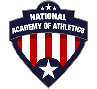 National Academy of Athletics Staff Logo